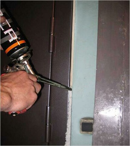 сколько времени нужно для установки входной двери